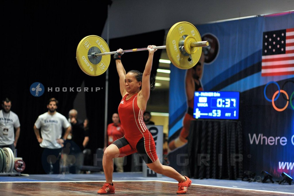 Olympic weightlifting essays