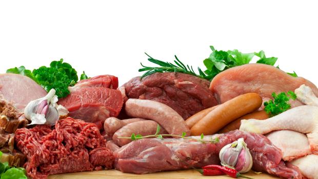 Fresh butcher cut meat Protein