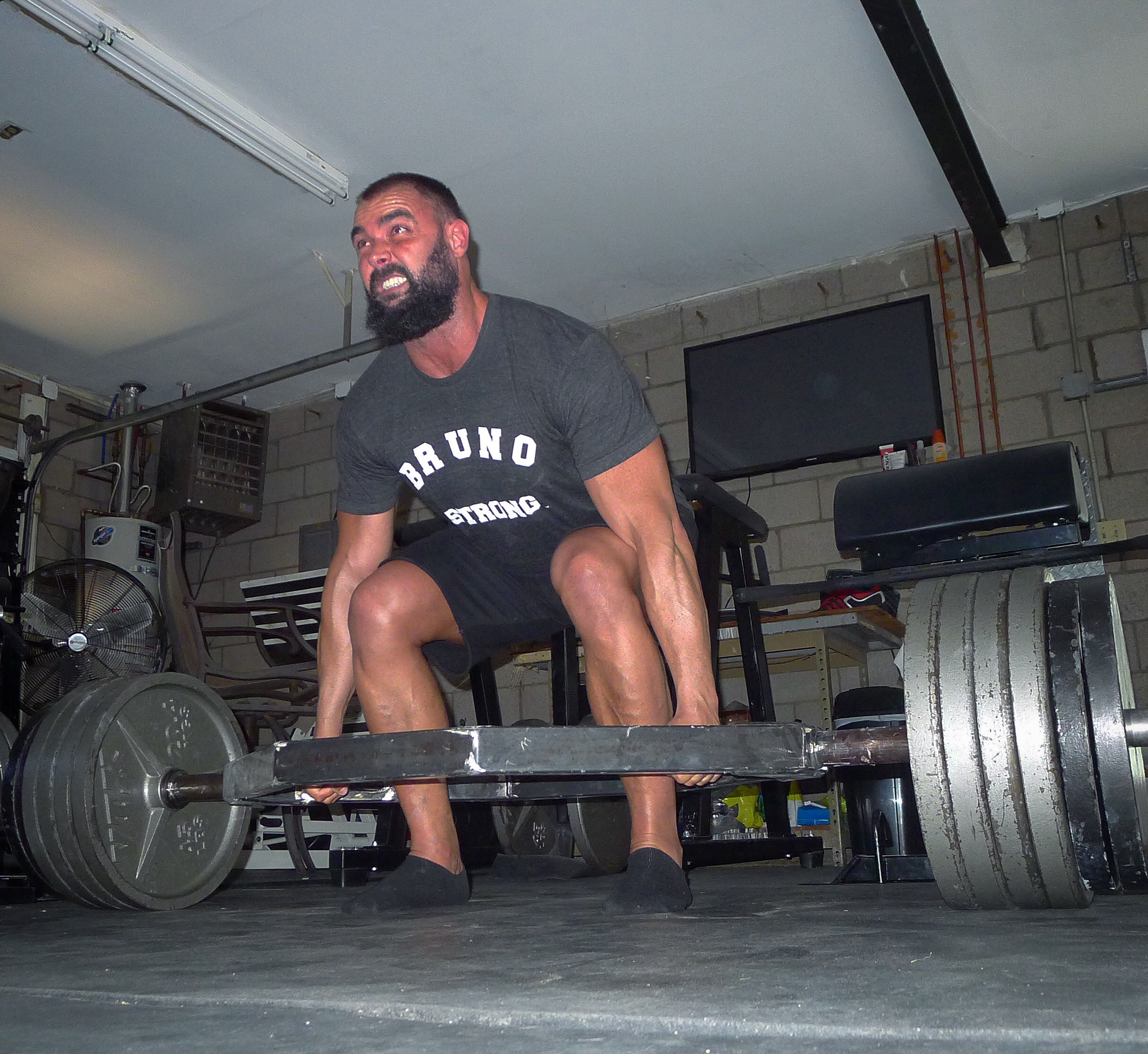 You Got Guru'd: Max Relative Trap Bar Deadlift Strength Perfectly Predicts Speed, Power, and Endurance Performance