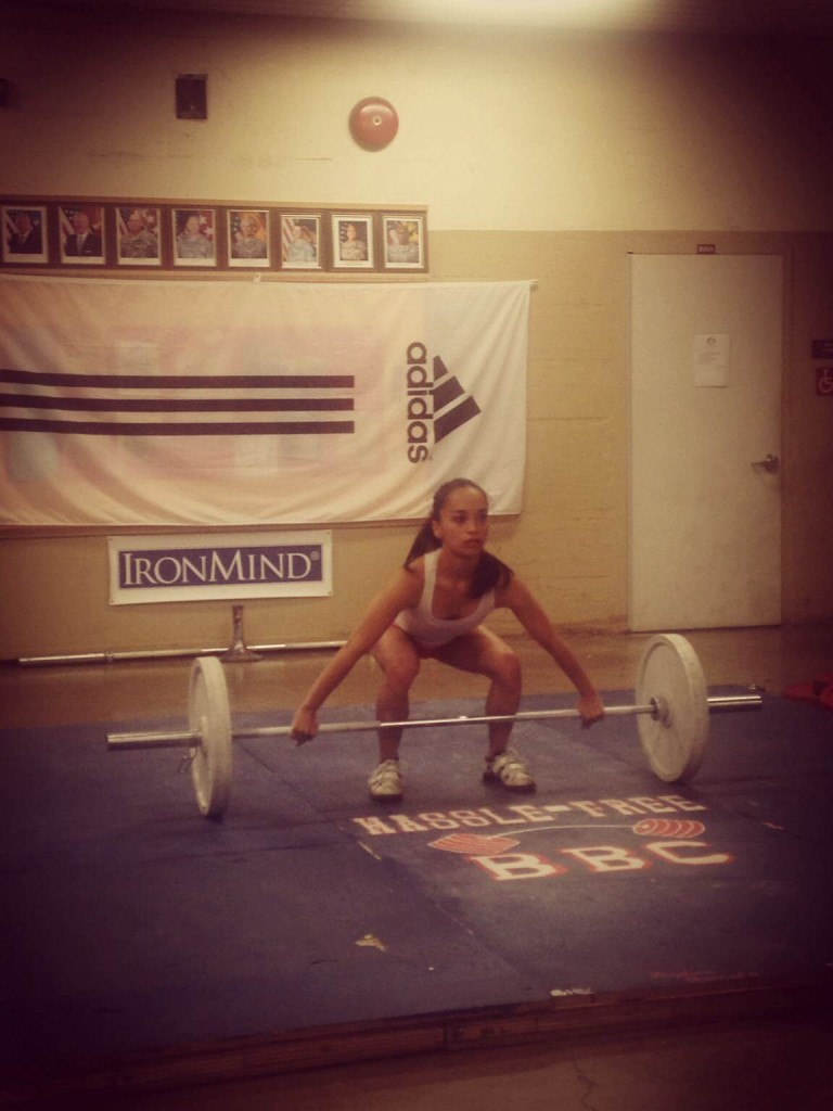How I Became A National Level Olympic Weightlifter In A Year