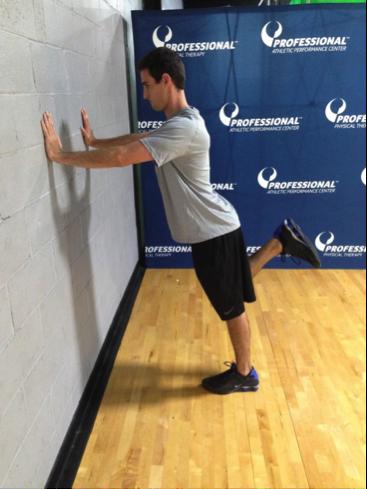 Figure 5: Alternating Leg Butt Kicks