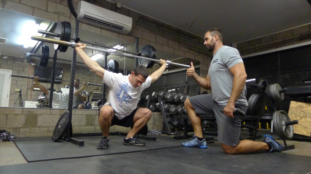 Don't worry bro, I have every single client I train do this exercise.