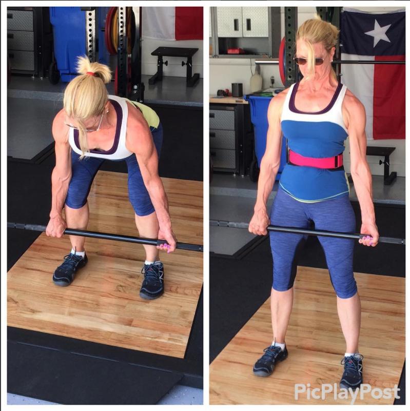 Building Impressive Strength After 50