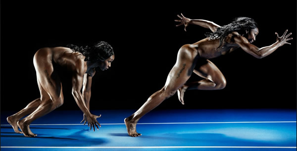 Carmelita Jeter, second fastest woman of all-time