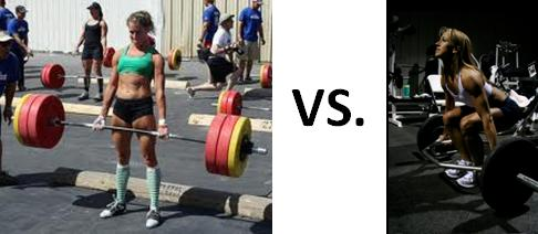 Straight Bar Deadlift Versus Trap