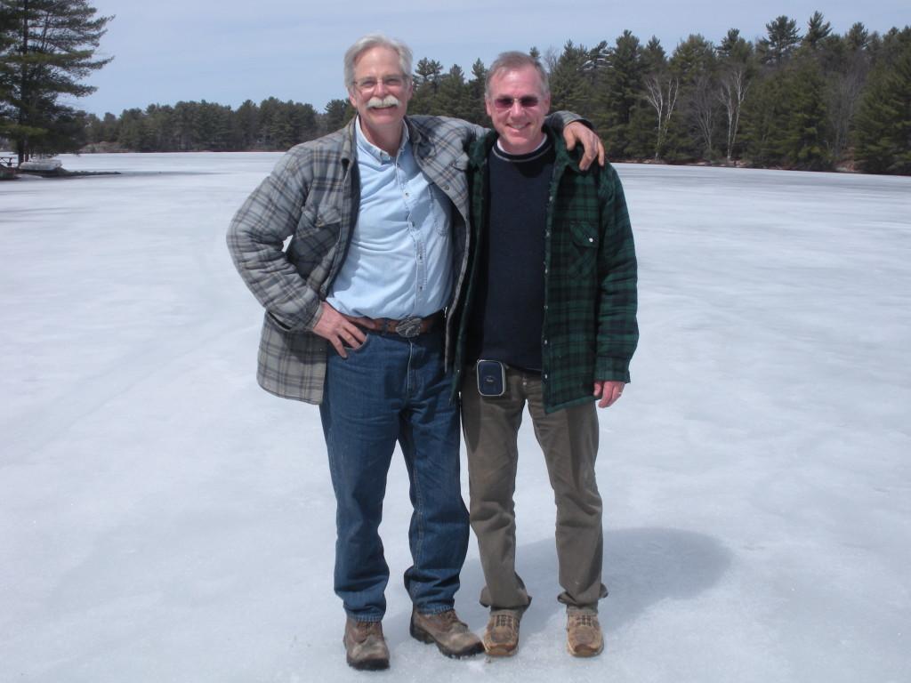 Stu McGill and Craig Liebenson
