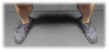 Foot Angle