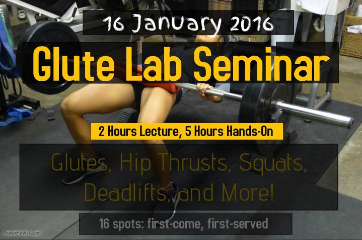 Glute Lab Seminar