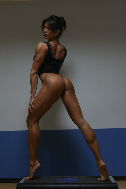 It's all about the glutes!