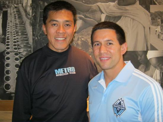 Track & Field Experts Jimson Lee & Mike Young