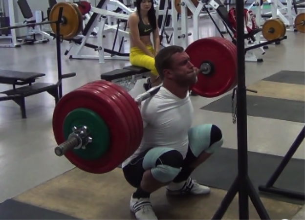 The Keys to Stronger Squats - Bret Contreras