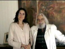 Natalia and her father Yuri Verkhoshansky