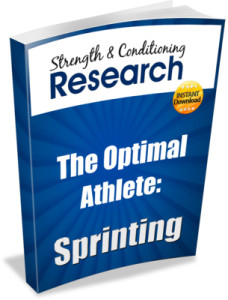 Optimal-athlete-sprinting