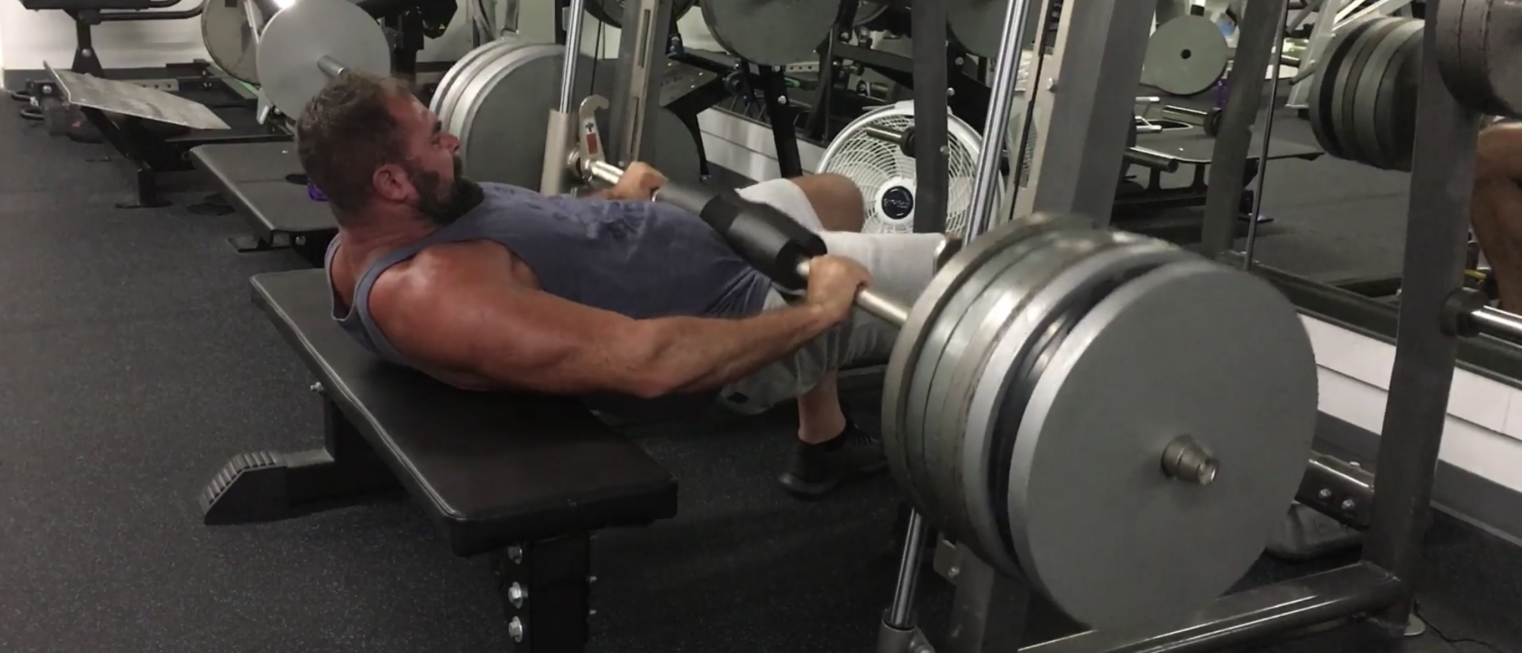 The 8-Week Hip Thrust / Leg Extension / Nordic Ham Curl Experiment