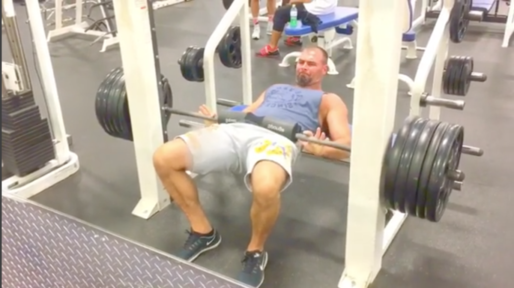 The No Barbell Experiment On Squat And Deadlift And Hip