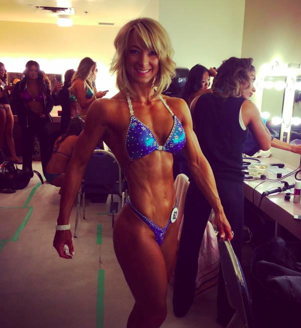 Shelley Backstage