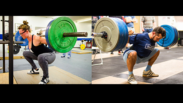 Squat Mechanics