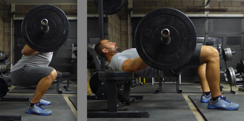 Battle of the Isoholds: Bottom Squat versus Top Hip Thrust in Muscle Activation