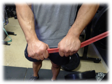 Sumo AR Hold Grip