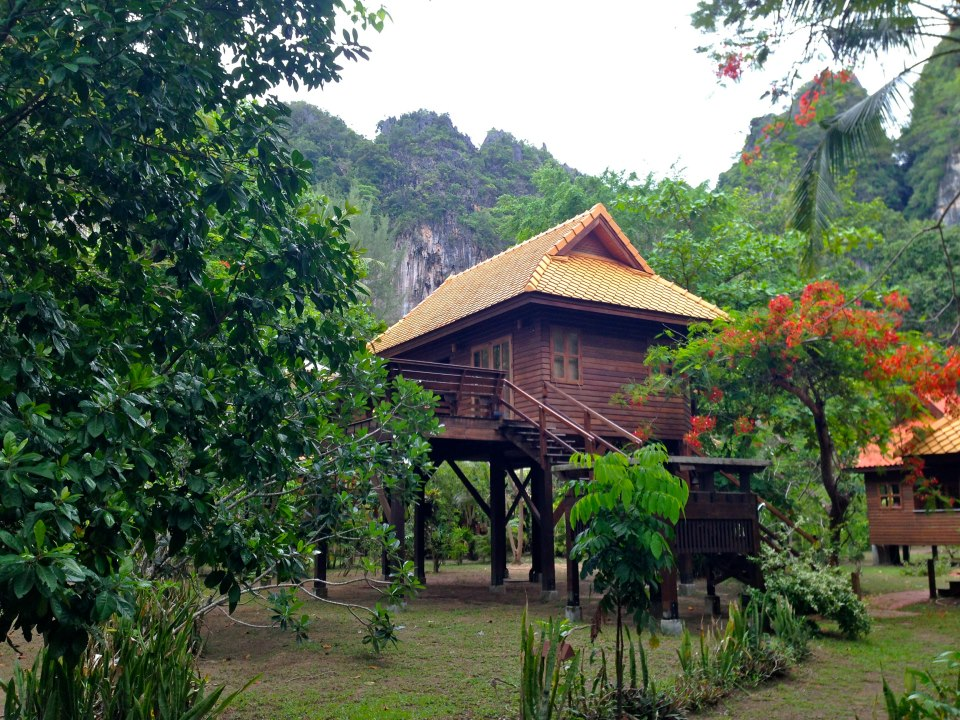 Thailand (Railay Beach, Krabi)