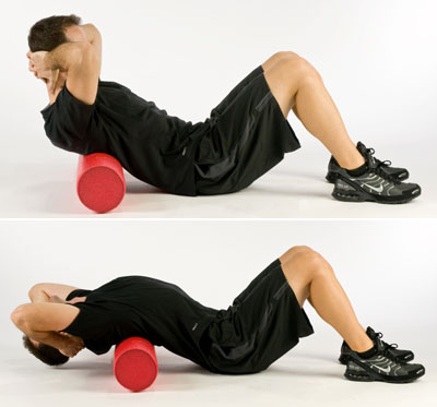 One of several good thoracic extension mobility drills