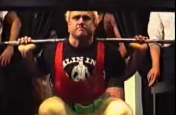 how to get stronger in squats