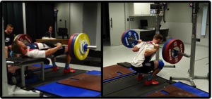 front squat vs hip thrust