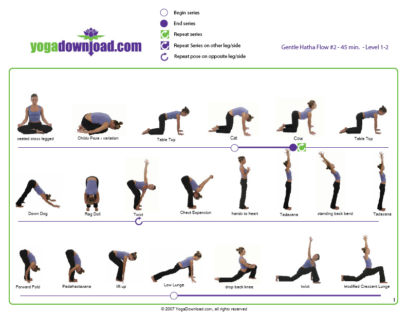 Theoretically Yoga Could Increase Recuperative Ability But Only If The Intensity Of Session Is Kept Under Control Too Many Challenging Poses Do