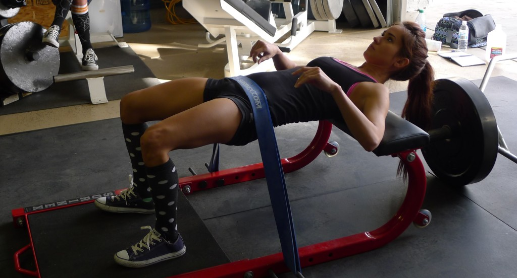 Quit Going So Darn Heavy On Hip Thrusts Train Your Glutes