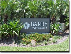 Barry University in Miami - Bret Contreras