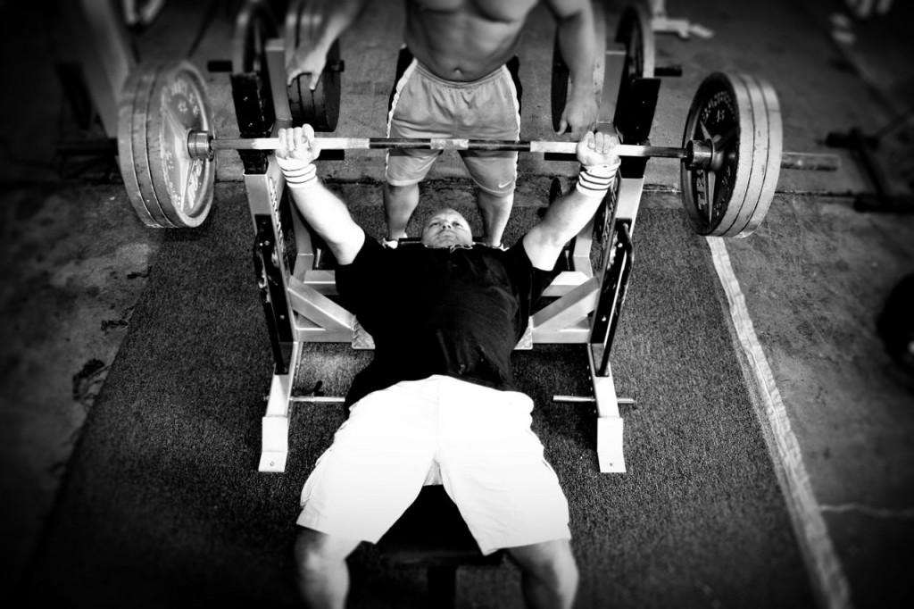 3 Hacks to Improve Your Bench Press