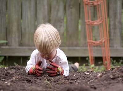 child-soil