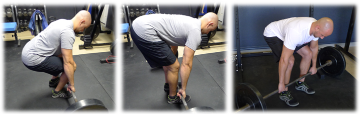 deadlift hip height