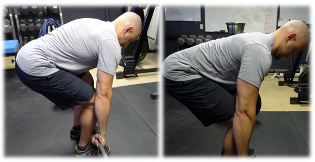 deadlift spinal position