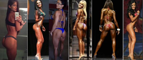 How the Best of the Best Train Their Glutes