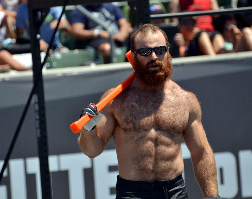 This badass had 5 different takeaways from paleo. 1) Join crossfit 2) Grow a beard 3) Go shirtless 4) Carry a club or weapon of some sort 5) Don't shave your body hair]