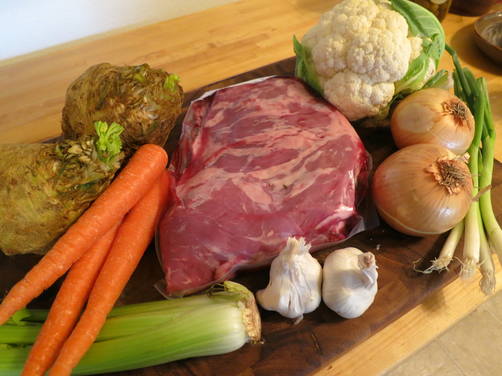 raw-meat-veggies