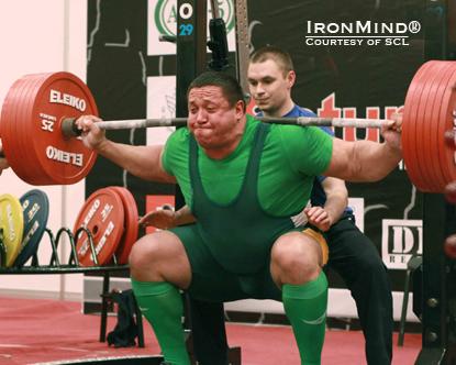 raw squat
