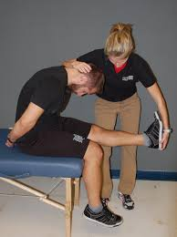 The slump test: a common neurodynamic assessment