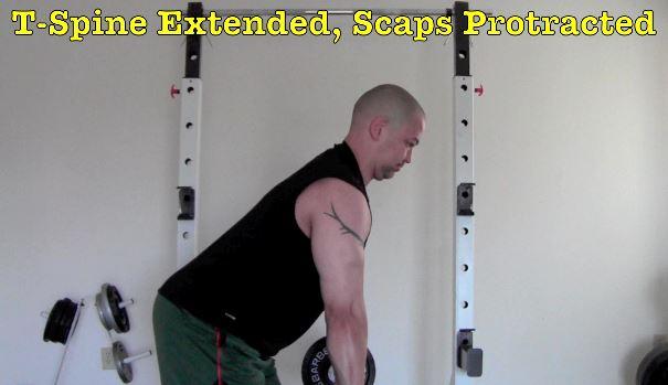 t-spine scap 2