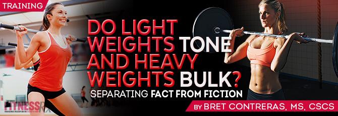 tone and bulk